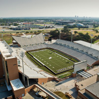 Apogee Stadium at UNT
