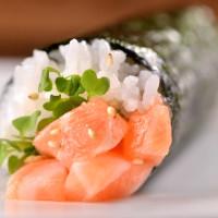 Hando sushi hand roll