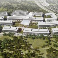 Apple North Austin campus rendering