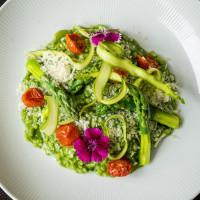 Safina asparagus risotto