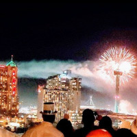 Rooftop New Year's Eve Celebration