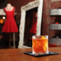 Cottonmouth Club Old Fashioned