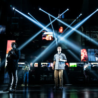 Stephen Christopher Anthony and the North American Company of Dear Evan Hansen