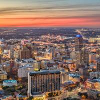 San Antonio cityscape
