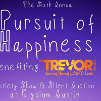 Pursuit of Happiness Trevor Project Benefit