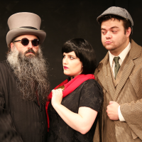 Rover Dramawerks presents Sherlock Holmes and the Portal of Time