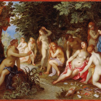 Old Masters/Modern World: Gods Behaving Badly