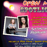 Pocket Sandwich Theatre presents Open Mic Spotlight-Late Night at The Pocket