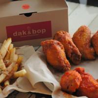 Dak & Bop fried chicken