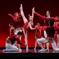 Texas Ballet Theater presents Rubies