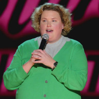 Comedian Fortune Feimster 2013