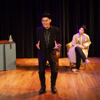 UT New Theatre presents A Fistful of Trespassing