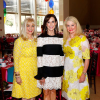 Therese Rourk, Amy Warren and Dyann Skelton