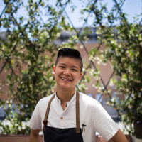 Chef Jo Chan of Eberly in Austin