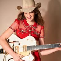 Jenny Packham fall 2020 guitar