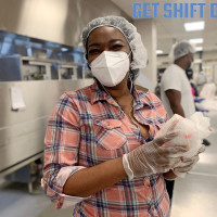 Get Shift Done mask