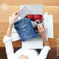 stitch fix woman box clothing