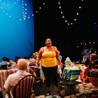 Your Healing Is Killing Me at Latinidades: A Festival of Solo Shows
