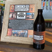 Black is Beautiful beer