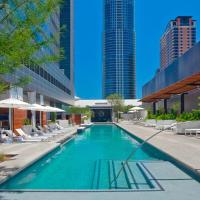 WET Deck pool