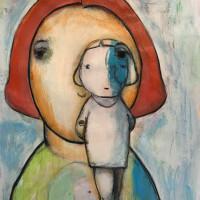 "Redbud Gallery presents Patrick Palmer: ""My Imaginary Mentor: Alexej Jawlensky"""