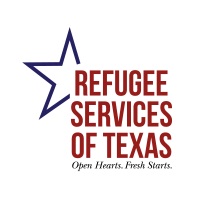 Refugee Services of Texas logo