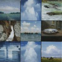 "Wally Workman Gallery presents Will Klemm: ""Nine Stories"""