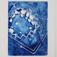 """Gray Contemporary presents Sarah Elise Hall: """"Re-Surface"""""""