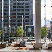 Total Plaza renovation Brookfield Properties