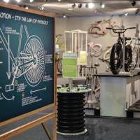"The Health Museum presents ""GEAR UP: The Science of Bikes"""