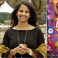Mona Patel Lay's potato chips