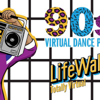 '90s Virtual Dance Party