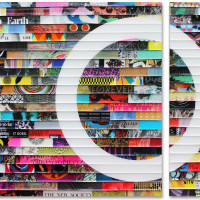 "Laura Rathe Fine Art presents ""Reconstructed: Max Steven Grossman, Paul Rousso & James Verbicky"""
