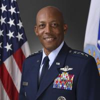 General Charles. Q. Brown, Jr