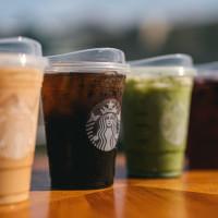 Starbucks strawless lids