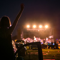 Love & Lightstream drive-in concert