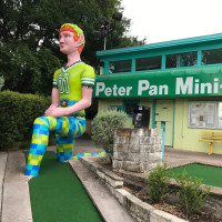 Peter Pan Mini-Golf
