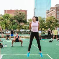 Fitness Ambassadors at the Omni Dallas