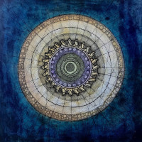 """Redbud Gallery presents Penny Cerling: """"Cycles"""""""