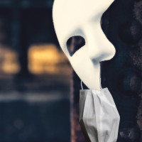 Trinity Street Players presents I Am the Mask You Wear