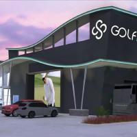 Golfinity rendering