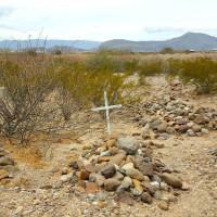 Indio cemetery