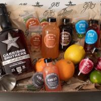 Bourbon Brawl drink kit