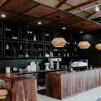 Forth and Nomad Coffee Bar