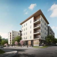 Cascade condominiums in Austin