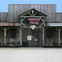 Firehouse Saloon exterior