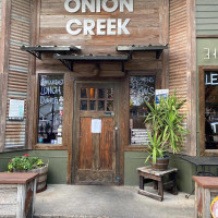 Onion Creek exterior