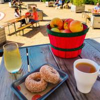 City Orchard cider doughnuts