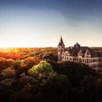 Southwestern University campus