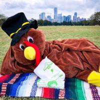 Turkey Trot 2020 socially distance picnic thanksgiving austin